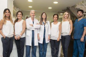 Equipo técnico clínica Isturitz | medicina estética – donostia san sebastián