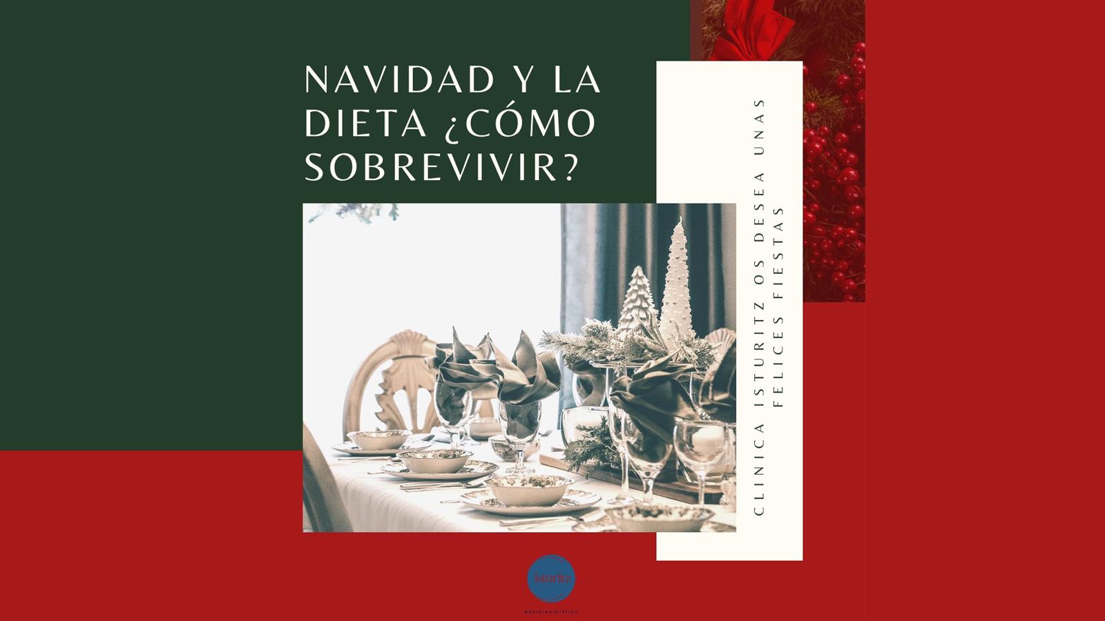 nutrición & dieta en Navidad - Clínica Isturitz | medicina estética – Donostia San Sebastián