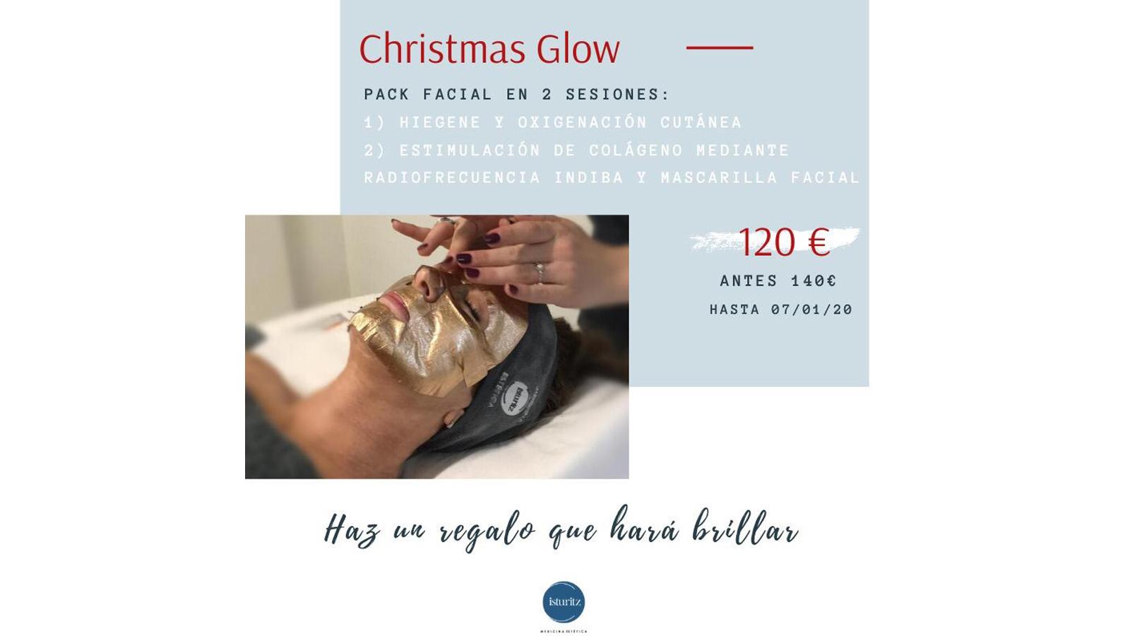 Christmas glow pack facial_ - Clínica Isturitz | medicina estética – Donostia San Sebastián