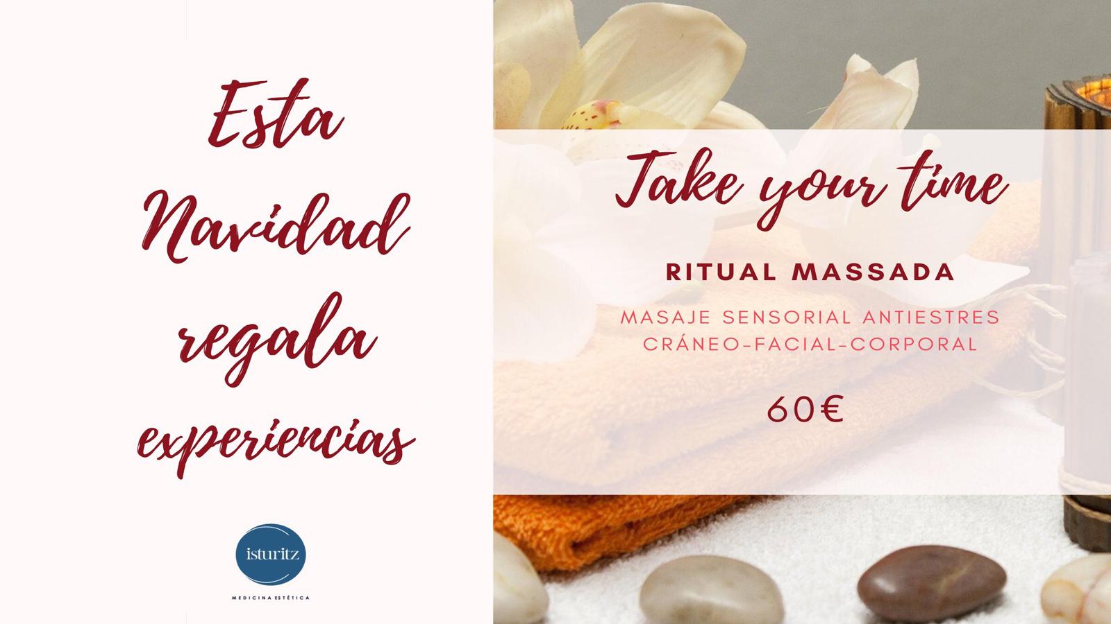 Ritual Massada especial navidad- Clínica Isturitz | medicina estética – Donostia San Sebastián